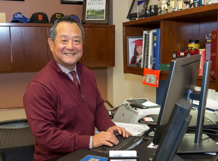 Wayne Huie, President