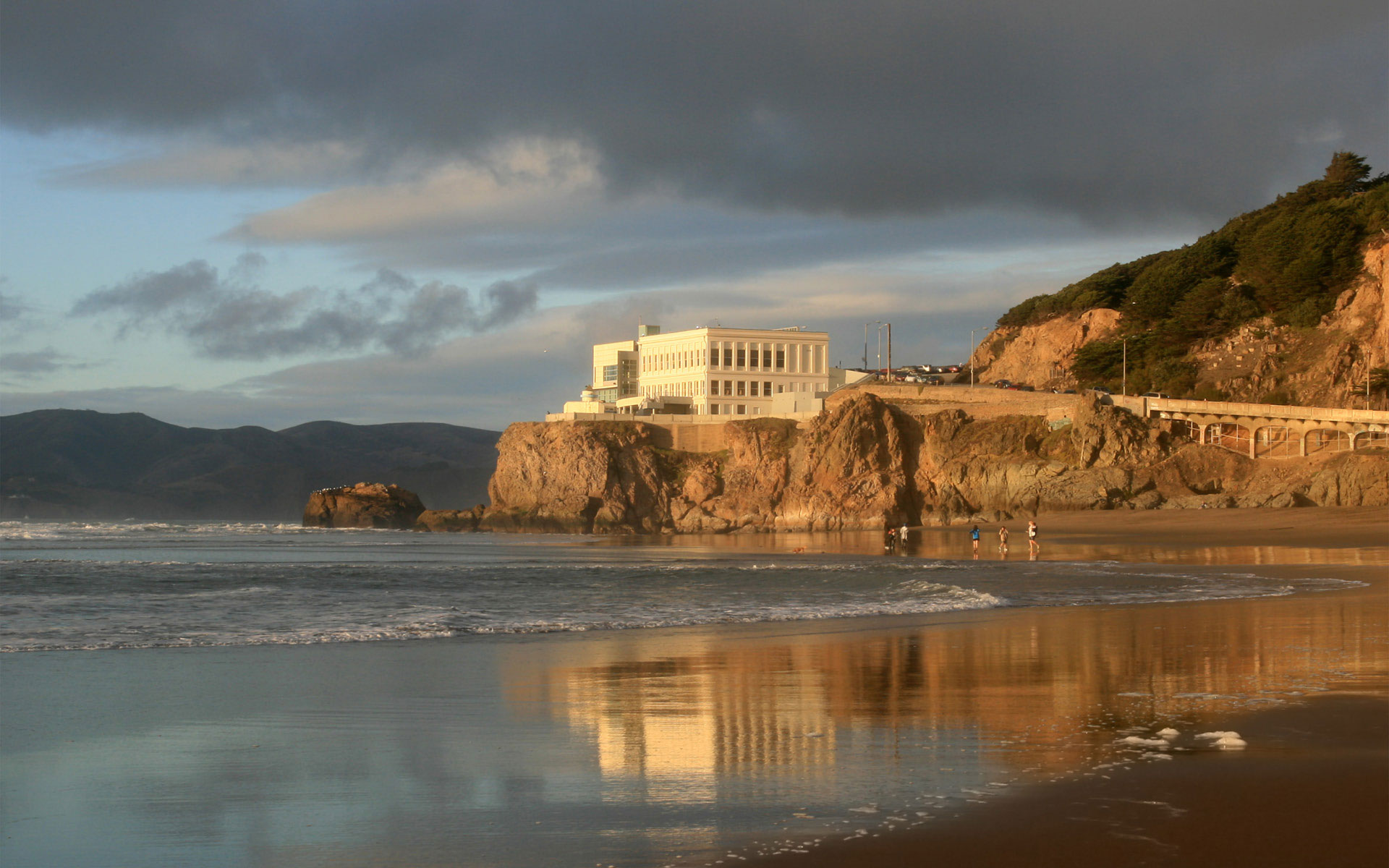 Cliff House, San Francisco, CA