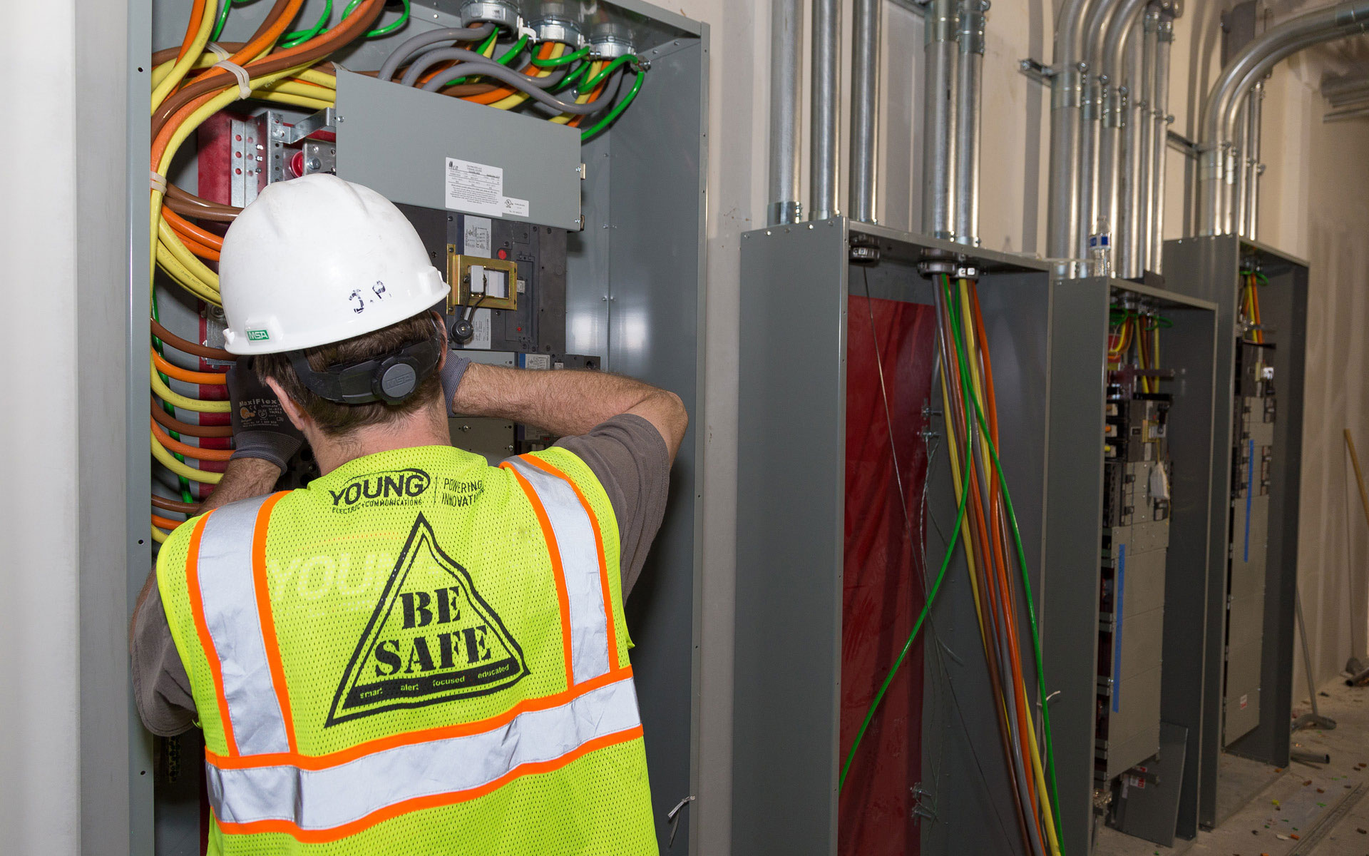 Young Electric + Communications Safety Program